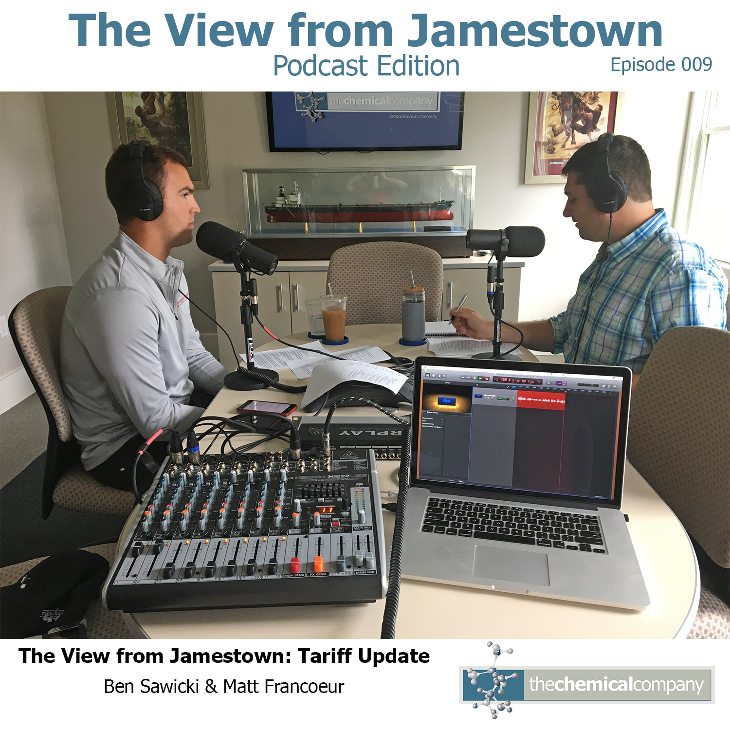 The View from Jamestown Podcast Chinese Tariffs Part 1