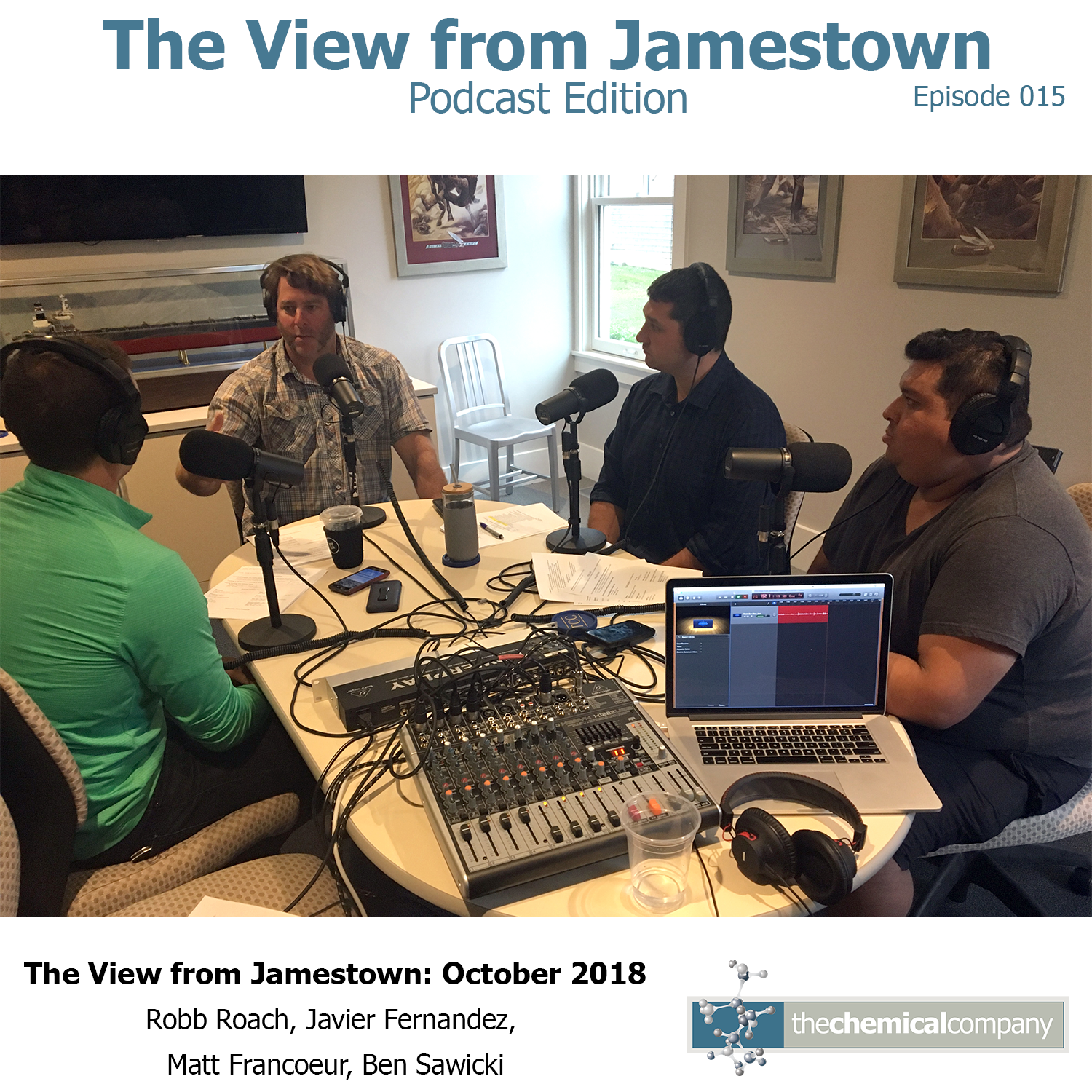 October 2018   The View, Podcast Edition - Episode 015