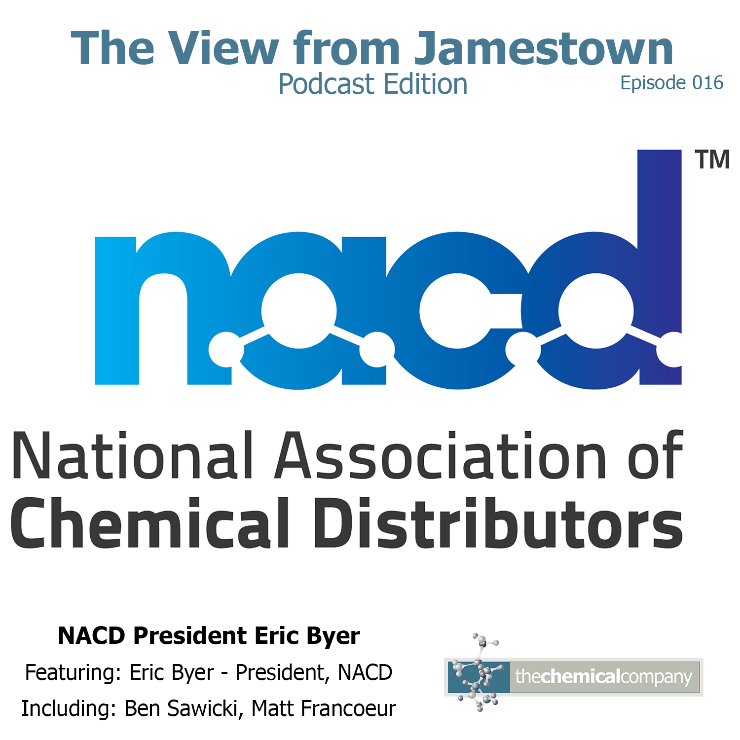 NACD President Eric Byer Interview | The View, Podcast Edition - Episode 016