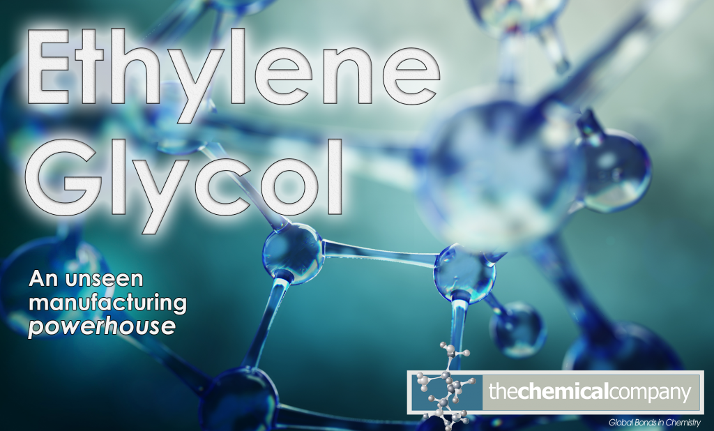 Ethylene Glycol Banner - The Chemical Company