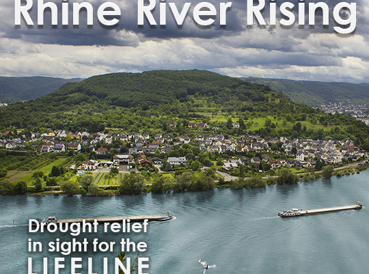 Rhine River Levels Rise The Chemical Company