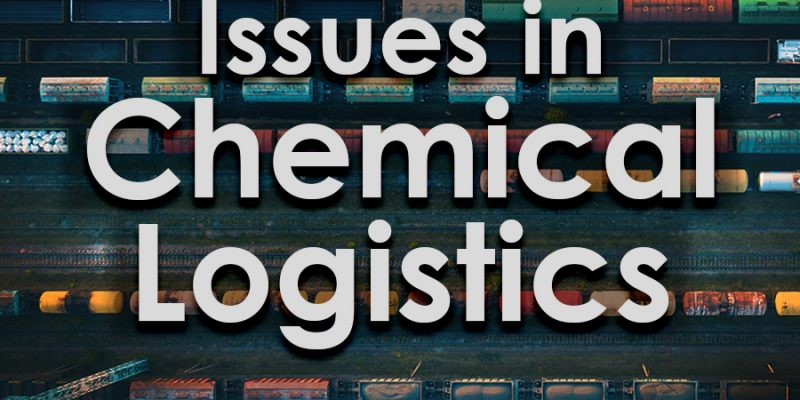 Searching for solutions to ongoing chemical logistics issues