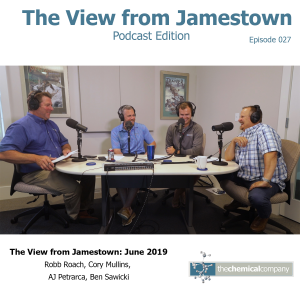 the chemical company the view from jamestown podcast episode 027