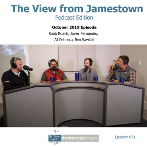 The View from Jamestown October 2019 Podcast Edition Episode 031
