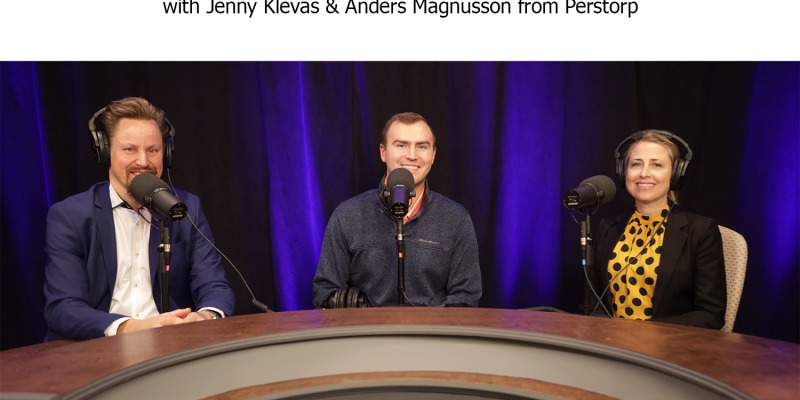 The view from jamestown perstorp pevalen podcast jenny klevas anders magnusson