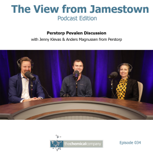 The view from jamestown perstorp pevalen podcast jenny klevas anders magnussen