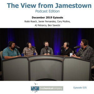 december 2019 the view from jamestown podcast edition chemical news information