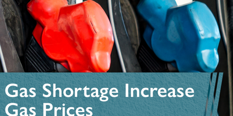 Gas Short increase price squr - The Chemical Company